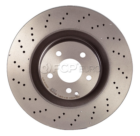 Mercedes Brake Disc - Brembo 2214210012