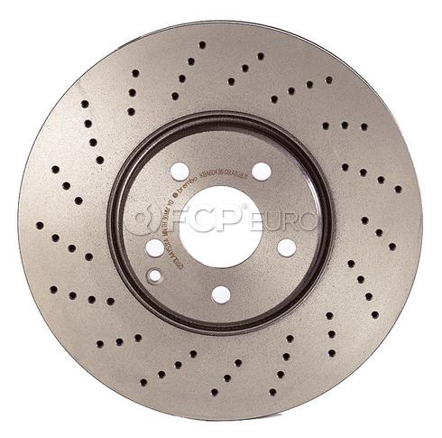 Mercedes Brake Disc Front - Brembo 2204211812