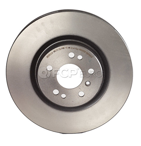 Mercedes Brake Disc - Brembo 1644211312