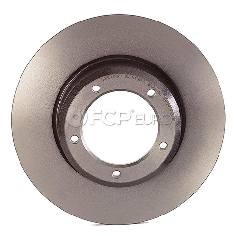 Land Rover Disc Brake Rotor Front (Defender 110 Discovery Range Rover) - Brembo FRC7329