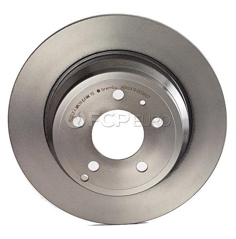 Volvo Brake Disc Rear (850 C70 S70 V70) - Brembo 31262099