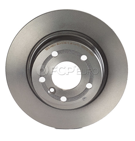 Land Rover Brake Disc (Range Rover Discovery) - Brembo NTC8781