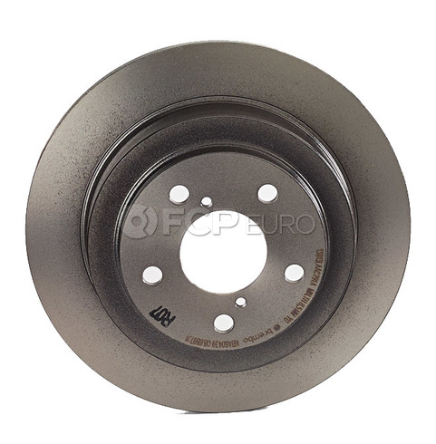 Subaru Saab Brake Disc Rear - Brembo 26310-AA051