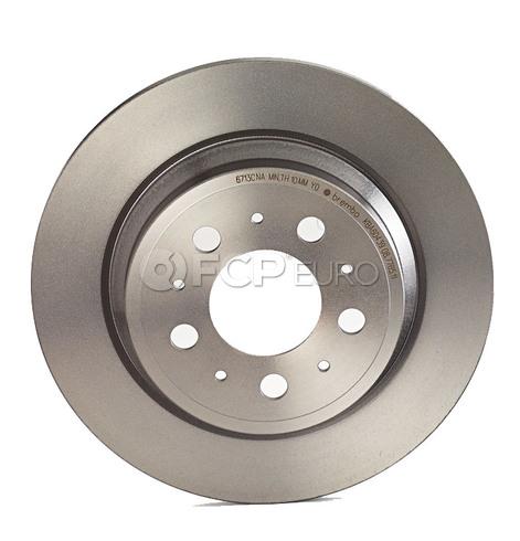 Volvo Brake Disc Rear (S60 S80 V70 XC70) - Brembo 9434167