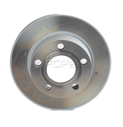 Audi Brake Disc 245mm Rear (A6 Quattro) - Brembo 4B0615601