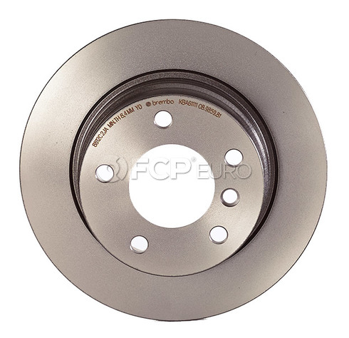 BMW Brake Rotor Rear (Z4) - Brembo 34216752545