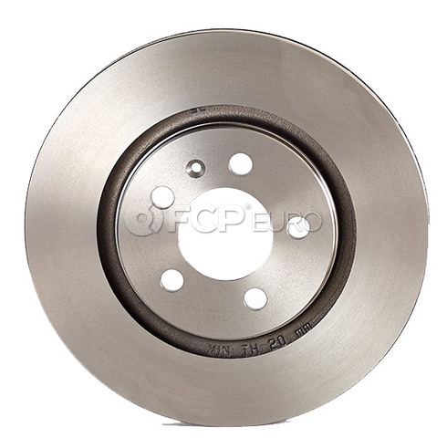 VW Brake Disc (Jetta Golf Passat Corrado) - Brembo 1H0615301A