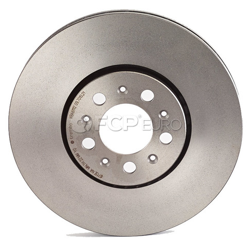 VW Brake Disc 288mm (Jetta Golf Beetle) - Brembo 6R0615301A