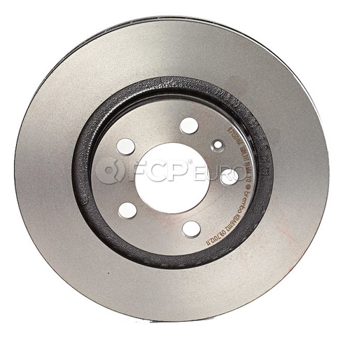 VW Brake Disc (Jetta Golf Beetle) - Brembo 1J0615301M