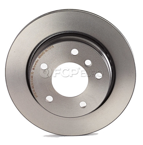 BMW Brake Rotor Rear (E36 E46) - Brembo 34216864903