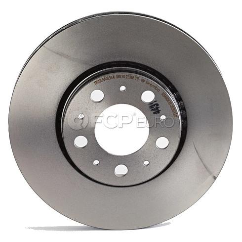 """Volvo Brake Disc Front 11.25"""" (S60 V70 XC70 S80) - Brembo 31400739"""