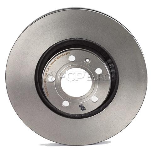 Audi Brake Disc Front 321mm (A6 A6 Quattro) - Brembo 4F0615301E
