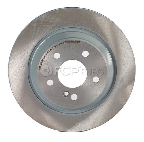Mercedes Brake Disc Rear (S-Class CL) - Brembo 2204230212