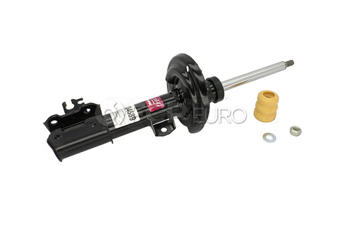 Saab Suspension Strut Assembly Front Left (9-3) - KYB 334689