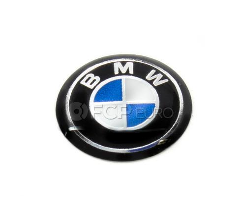 BMW Key Emblem - Genuine BMW 66122155753