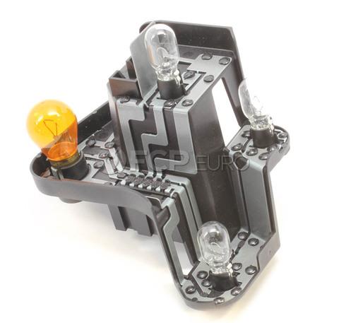 BMW Bulb Socket, Rear Light Side Panel, Right - Genuine BMW 63217174408