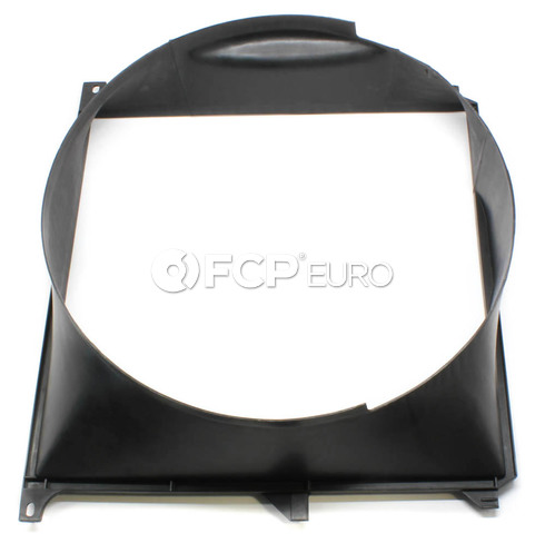 BMW Radiator Fan Shroud (E30) - Genuine BMW 17111719249