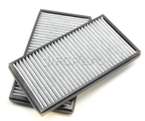 BMW Charcoal Cabin Air Filter Set (E65 E66) - Mann 64116921019