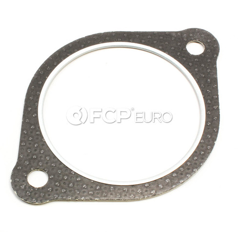 Volvo Exhaust Pipe Flange Gasket (Front Muffler to Catalyst) - Genuine Volvo 9179056OE