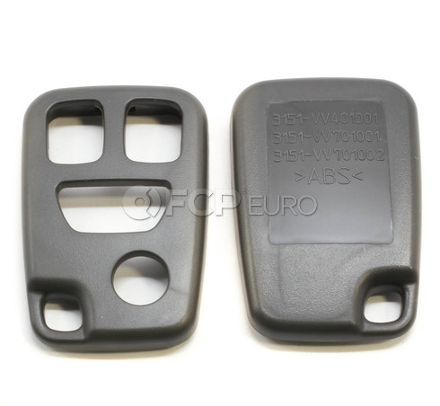 Volvo Remote Key Button Housing (With Panic Button)- Pro Parts 9166200-C