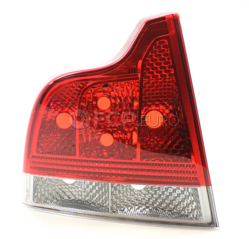 Volvo Tail Light Lens Left (S60) - Genuine Volvo 30655367