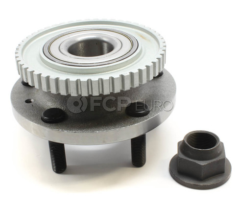 Volvo Wheel Hub Assembly Front (740 780 940 960) - Optimal 271644