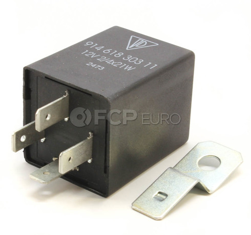 Porsche Turn Signal Relay (911 912 914 930) - OEM Supplier 91461830311