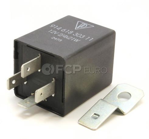 Porsche Turn Signal Relay (911 912 914 930) - OEM Supplier 91461830311