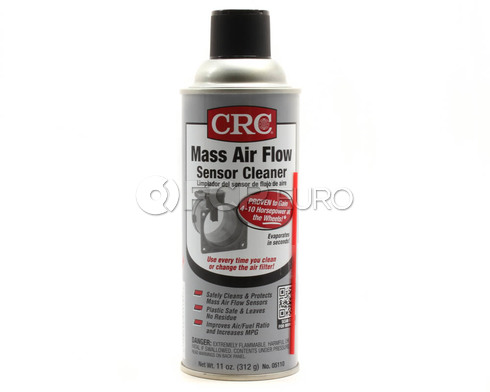 CRC Mass Air Flow Sensor Cleaner (11oz) - 05110