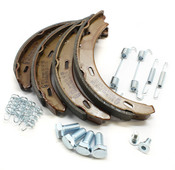 Mercedes Parking Brake Shoe Kit - Meyle 1244200720