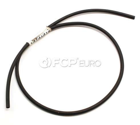 BMW Black Vacuum Hose (1 Meter) - Genuine BMW 11727545323
