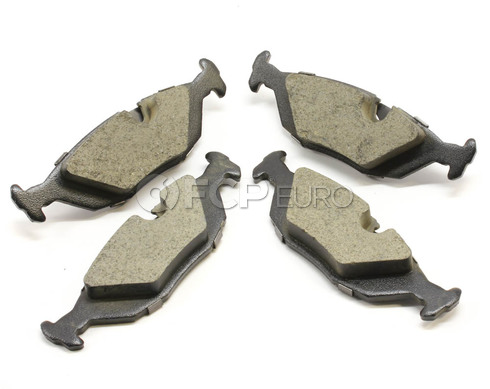 BMW Brake Pad Set Rear (318i 325 325i) - Meyle D8279SC