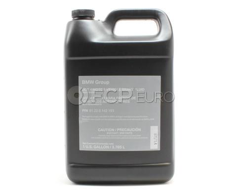 BMW DOT 4 Brake Fluid (1 Gallon) - Genuine BMW 81220142155