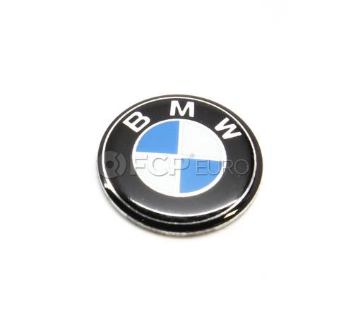 BMW Key Emblem - Genuine BMW 66122155754