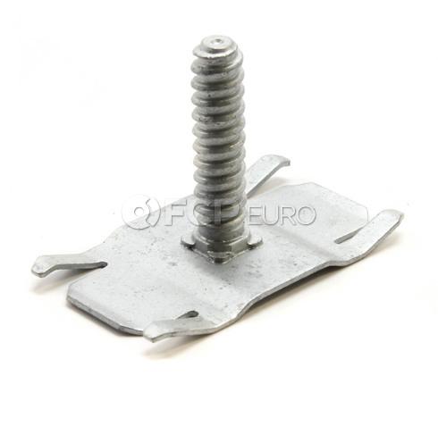 BMW Side Skirt Securing Clip - Genuine BMW 51717037660