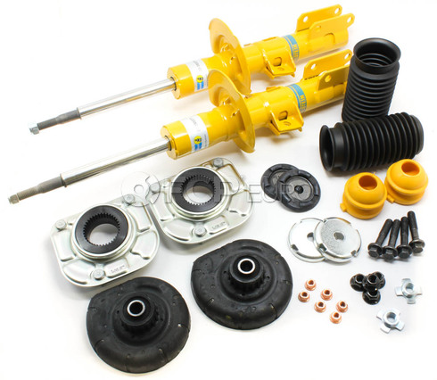 Volvo Suspension Kit Front (850 C70 S70 V70) - Bilstein HD/OEM Mounts VFSK2-HD