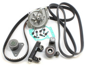 Volvo Timing Belt Kit - Contitech KIT-P80EARLYKIT2P7