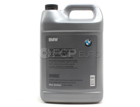 BMW Coolant/Antifreeze (1 Gallon) - Genuine BMW 82141467704