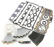 Audi VW Cylinder Head Service Kit - Elring / SM Original 523373