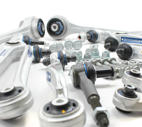 Audi Control Arm Kit - Meyle HD 8E0498510A
