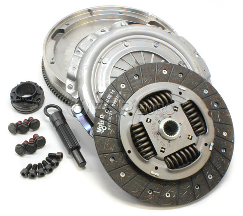 Audi VW Flywheel Conversion Kit (A4 Quattro Passat) - Valeo 52285615