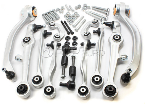 Audi VW Control Arm Kit - Delphi KIT-539339