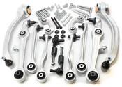 Audi VW Control Arm Kit - Delphi KIT-539339
