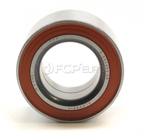 BMW Wheel Bearing Rear - FAG 33411130617