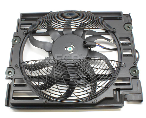 BMW Auxiliary Fan Assembly - Behr 64546921395