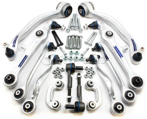 Audi VW Control Arm Kit (A4 A6 Quattro Passat) - Meyle HD 8E0498510