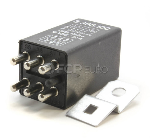 Porsche Fuel Pump Relay (911) - KAE 91161815400