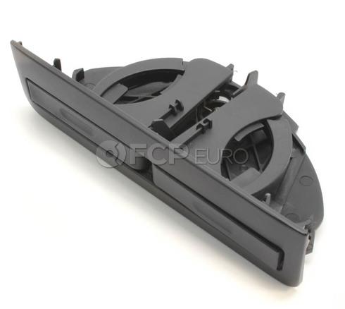 BMW Cup Holder Rear (Black) - Genuine BMW 51168184520