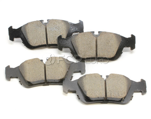 BMW Brake Pad Set (E36 Z3) - Akebono EUR558