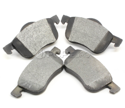 Volvo Brake Pad Set Front (S60 V70 XC70 S80) - Bosch 8634921